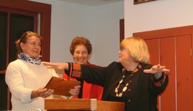 Boxford Historical Society Award