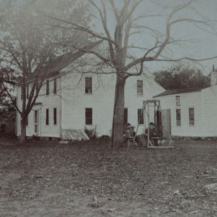 1910 Towne farmhouse