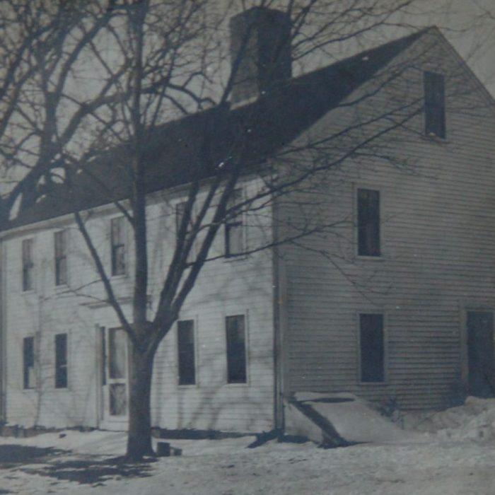 1900 Towne farmhouse