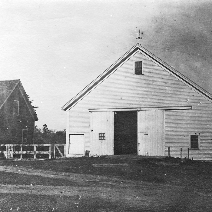 c.1920 barn