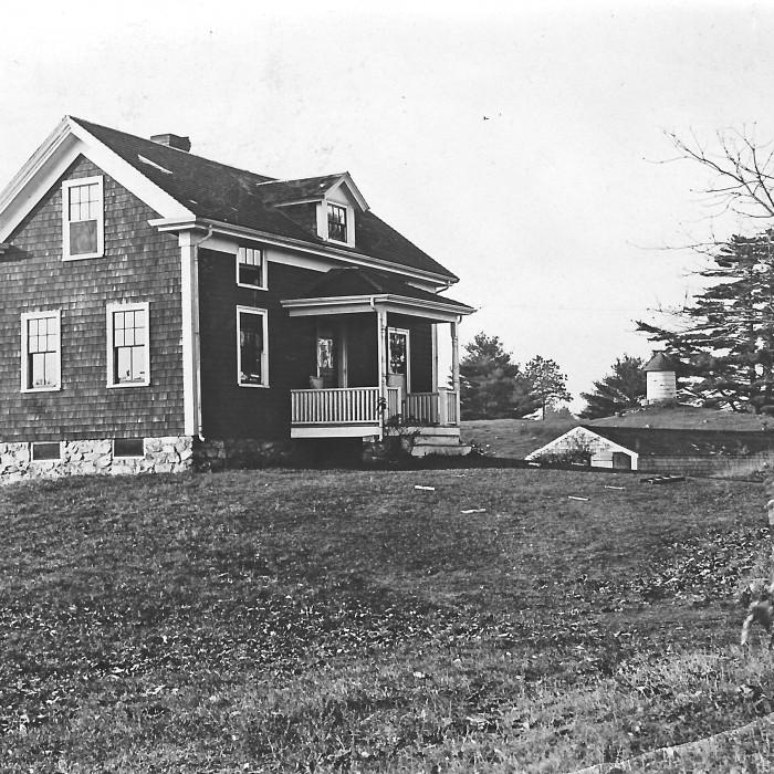 Parkhurst home, 1920