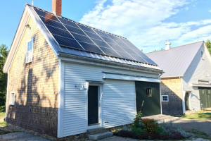 Carriage House Solar Panels