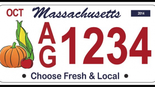 Investing in Local Farms with the Massachusetts Agriculture Plate
