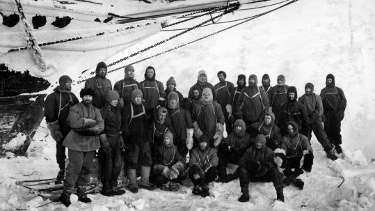 Imperial Trans-Antarctic Expedition 1914-17