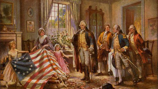 Knitting American Revolution