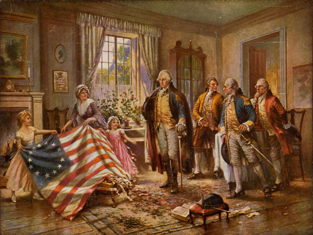 Knitting American Revolution