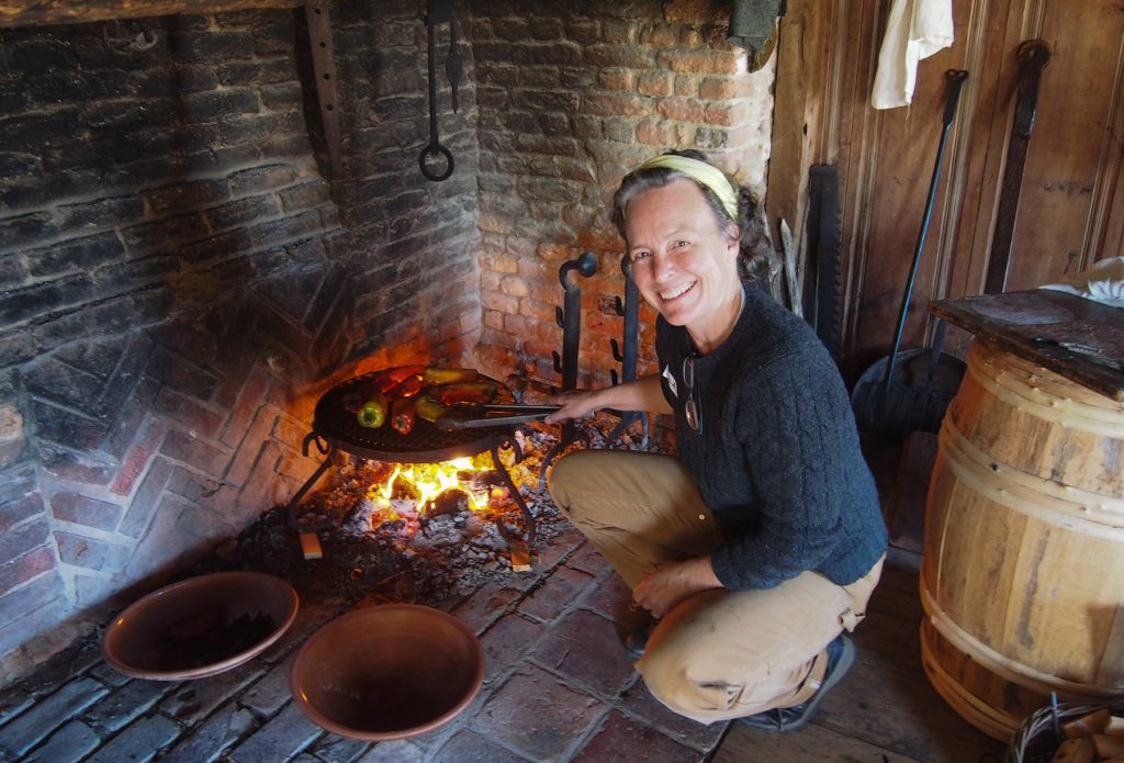 Paula Marcoux Hearth Cooking