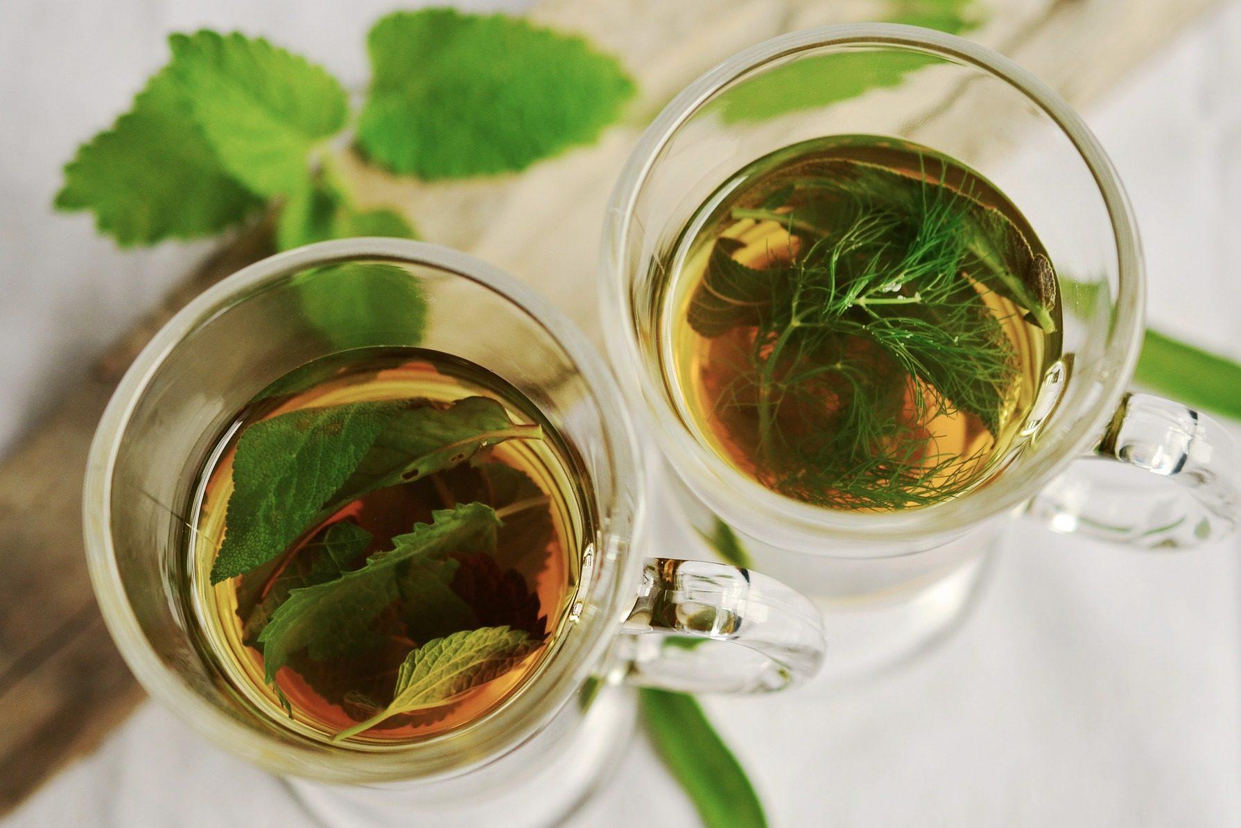 Herbal Tea Mugs